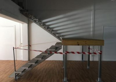 Furniture Store Staircase Construction – Commercial QLD