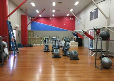 Gym Commercial Renovation Project – QLD